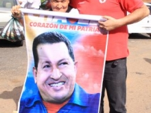 En Unare reafirma la reeleccion del presidente chavez