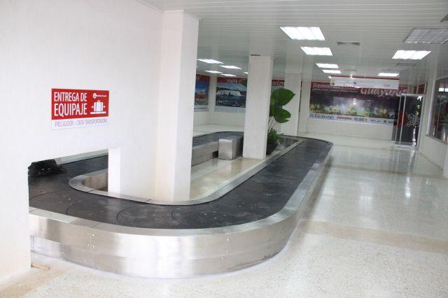 Gracias a la Buena gerencia Bolivariana se Inaguro el Terminal Manuel Piar de Puerto Ordaz
