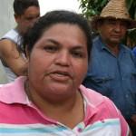 Nerida Martínez, vecina y miembro del Consejo Comunal Luís Hurtado Higuera, sector II