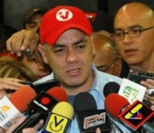 Jorge Rodríguez Alcalde del Municipio Libertador