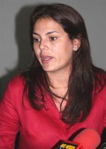 Liliana Scipio Coordinadora de Hacienda Municipal